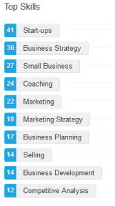 LinkedIn Top Skills